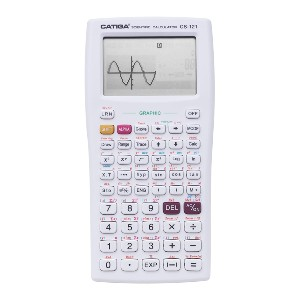 CATIGA CS121 - Scientific and Engineering Calculator - Best Graphing Calculator for Finance: Large LCD Display