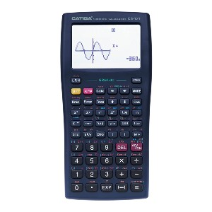 CATIGA CS121 - Scientific and Engineering Calculator - Best Graphing Calculator for College: Excellent Programmable System