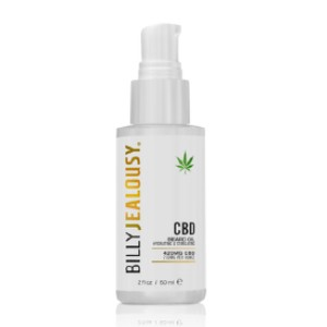 Billy Jealousy CBD Beard Oil - Best Beard Oil for Dry Skin: Lab-Tested to Ensure Purity and Potency