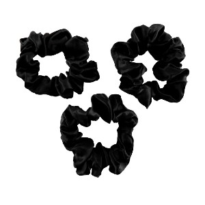 Celestial Silk Mulberry Silk Scrunchies for Hair - Best Scrunchies for Sleeping: Reducing Tugging and Pulling on Hair