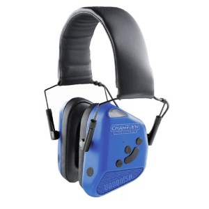 Champion VANQUISH PRO BT BLUETOOTH - Best Shooting Hearing Protection: Acoustic Foam for All Day Comfort