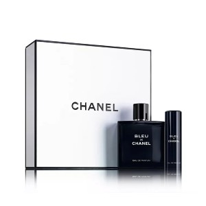Chanel Bleu de Chanel - Best Colognes Gift Sets: Woody and Aromatic Scent
