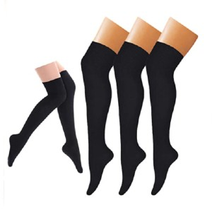 CHARMKING Knee High Compression Sock - Best Compression Socks for Varicose Veins: Ideal for Sports and Daily Wear