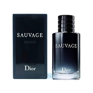 Dior Sauvage For Men Eau De Toilette Spray - Best Perfume to Impress a Girl: Smoldering and fierce