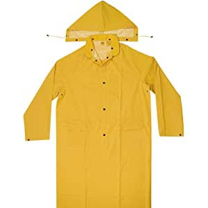 Custom Leathercraft Custom Leathercraft Rain Wear - Best Raincoats for Men: You won't look messy anymore
