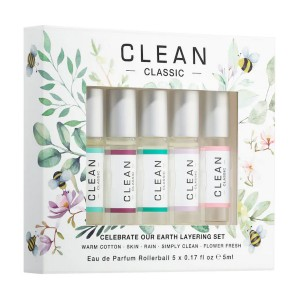 CLEAN RESERVE Classic - Celebrate Our Earth - Best Perfume Under 50: You'll get five!