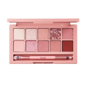 CLIO PROFESSIONAL Layering Eye Palette - Best Eyeshadow Palette for Beginners: Pink Base Eyeshadow Palette