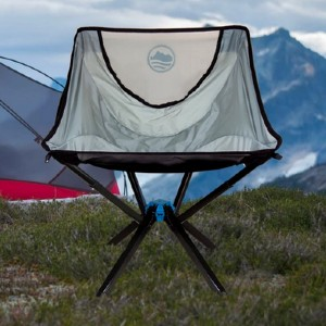 CLIQ Chair The Bottle-Sized Chair - Best Folding Chair for Camping: Unbeatable portability