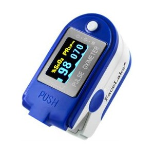 Pulse Oximeter CMS-50D - Best Pulse Oximeter for Home Use: Versatile Health-Monitoring Tool