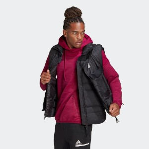 ADIDAS COLD.RDY Down Vest - Best Activewear for Men: Three-in-one style