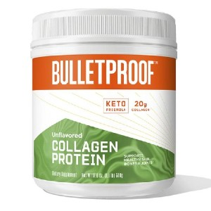 Bulletproof COLLAGEN PROTEIN - Best Collagen Powder for Men: Easy to Use and Easy to Love