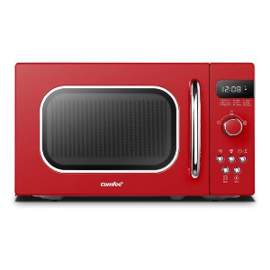 COMFEE' Retro Countertop Microwave Oven - Best Microwave for Seniors: You can mute at anytime
