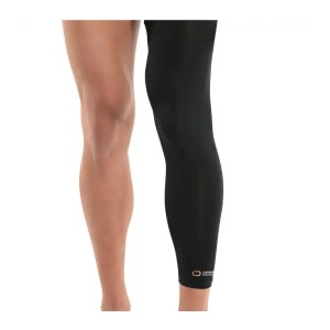 Copper Compression Full Leg Sleeve - Best Full Leg Compression Sleeves: Effective Coverage for the Left or Right Leg