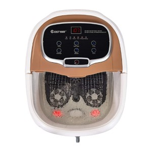 COSTWAY Foot Spa - Best Foot Spa for Dry Feet: Quick and easy operation
