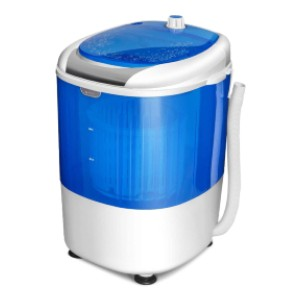 COSTWAY Mini Washing Machine with Spin Dryer - Best Mini Washers: Best for budget