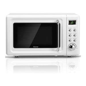COSTWAY Retro Countertop Microwave Oven - Best Microwave for Seniors: Completion sound