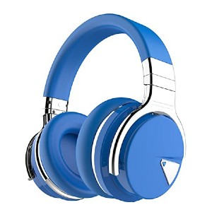 COWIN E7 Active Noise Cancelling Headphones - Best Over Ear Headphones for Gaming: Eye-catching colors