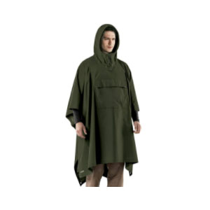 CQR Hooded Unisex Poncho - Best Raincoats Under $100: For Large Capacity Backpack