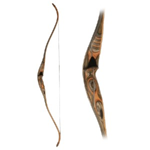 Hill Country Bows CREE RECURVE - Best Takedown Recurve Bow: Shoot as Good as They Look