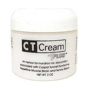 CT Cream  Plus Pain Relief Cream - Best Pain Cream for Back: Penetrate Even Deeper and Quicker
