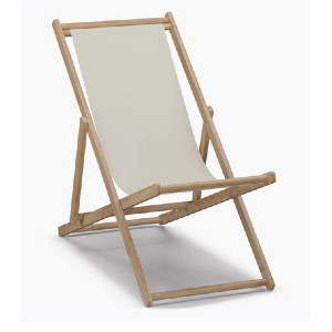 The Inside Cabana Chair  - Best Outdoor Folding Chair: Unlimited color options
