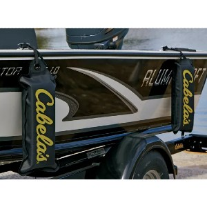 Cabela's Moor N Stow Boat Fender - Best Boat Fenders for Bass Boats: Rolls Up for Compact Storage