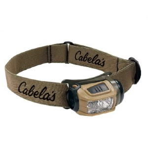 Princeton Tec Cabela's - Best Headlamps for Hunting: Adjustable Headband Leaves Your Hands Free