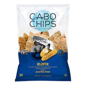 Cabo Chips Elote - Best Healthy Snack: Mouthwatering chips
