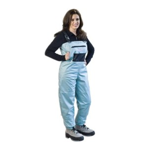 Caddis Wading Systems Women's Attractive Teal Deluxe Chest Wader - Best Chest Waders for Fishing: Simple, casual look