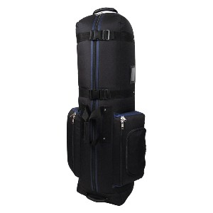 CaddyDaddy Golf Constrictor 2 Travel Cover - Best Golf Bags for Travel: In-Line Skate Wheels