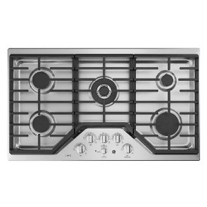 CAFE CGP9536SLSS Gas Cooktop Stainless Steel - Best Stove Cooktops: Great function, style, and features