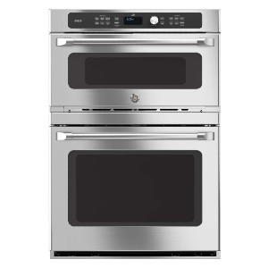 CAFE CT9800SHSS Series - Best Wall Oven with Microwave: It cooks faster!