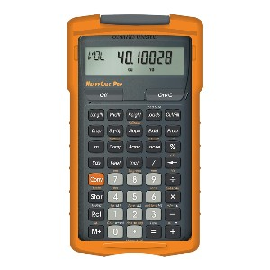Calculated Industries 4325 HeavyCalc Pro - Best Calculators Engineering: Enhanced Features and Built-In Functions