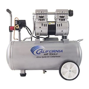 California Air Tools 8010  - Best Air Compressors for Painting: Works in silence