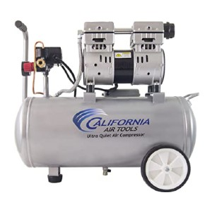 California Air Tools 8010  - Best Air Compressors for Garage: It is truly quiet