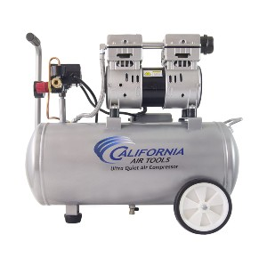 California Air Tools 8010  - Best Air Compressors for Air Tools: Lives for 3000 hours or more