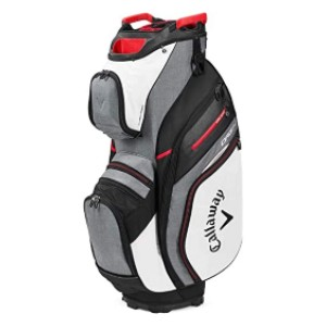 Callaway Golf 2020 ORG 14 Cart Bag - Best Golf Bags for Push Carts: Velour-Lined Valuables Pocket