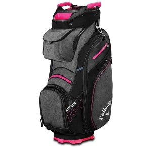 Callaway Golf 2019 Org 14 Cart Bag - Best Golf Bags for The Money: More Pocket Space