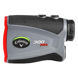 Callaway 300 Pro - Best Rangefinder with Slope: High-Res OLED Red Display
