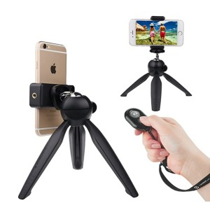 CamKix Premium Tripod for Smartphones - Best Portable Tripods for Smartphone: Take pictures wirelessly