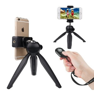 CamKix Premium Tripod - Best Tripods for Smartphone: Take picture wirelessly