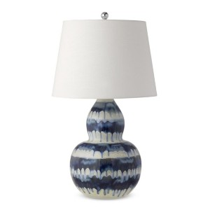 Williams Sonoma Camila Table Lamp - Best Lamp for Livingroom: Modern and traditional at once
