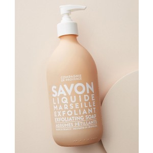 Compagnie De Provence Exfoliating Soap - Best Liquid Hand Soap: Hand and body soap