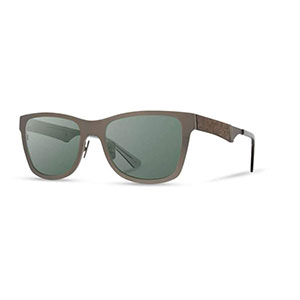 Shwoodshop Canby Metal - Best Sunglasses Made in USA: Ultra Thin Stainless Steel