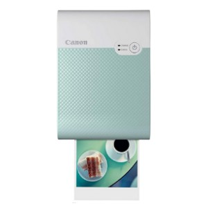 Canon SELPHY QX10  - Best Portable Photo Printers: High-quality square photo