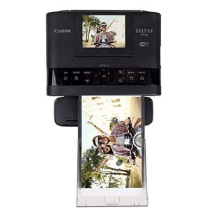 Canon Selphy CP1300 - Best Portable Photo Printers: Best overall