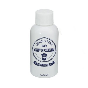 Cap'n Clean Upholstery Cleaning Solution - Best Cleaning Solution for Upholstery: Destroys Odor-Causing Microbes