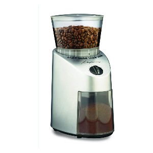 Capresso Infinity Conical Burr Grinder - Best Grinder for Pour Over: Grinder with 16 Settings