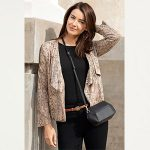 10 Recommendations: Best Jacket for Summer (Oct  2020): Gorgeous animal print jacket