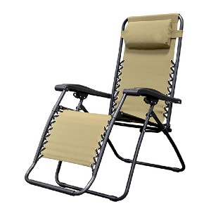 Caravan Canopy Sports Infinity Zero Gravity Chair - Best Folding Chair for Back Support: Fantastic recline function